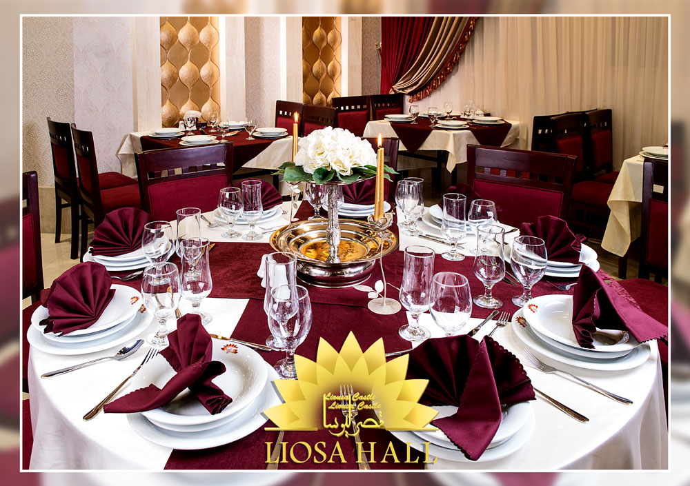 رستوران قصر لیوسا